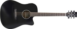 Tanglewood Discovery DBT DCE BK Black