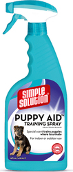 ΣΠΡΕΥ SIMPLE SOLUTION POTTY TRAINNING AID PUPPIES - 500ML