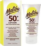 Malibu Lotion Very High Protection SPF50 150ml