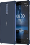 Nokia Soft Touch Μπλε (Nokia 8)