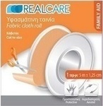 Real Care Family Aid Υφασμάτινη ταινία 1.5cm x 5m