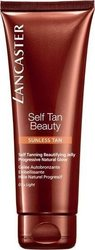 Lancaster Self Tanning Beautifying Jelly For Face & Body Light 125ml