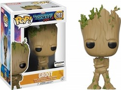 Pop! Movies: Guardians of the Galaxy Vol.2 Groot 207