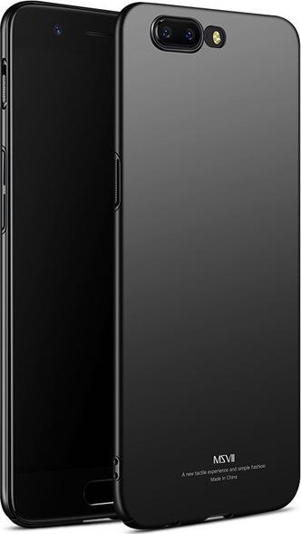 8893f0118f Προσθήκη στα αγαπημένα menu OEM MSVII Back Cover Πλαστικό Μαύρο (OnePlus 5)