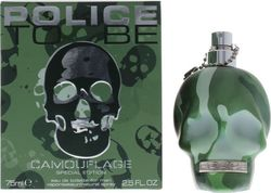 Police To Be Camouflage Eau de Toilette 75ml