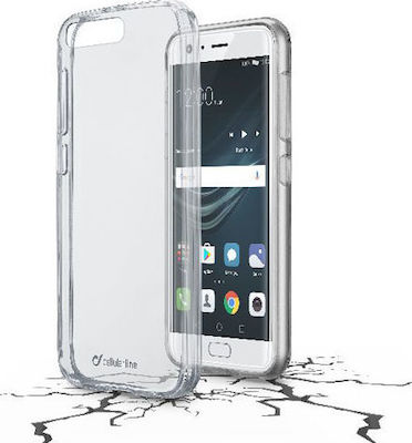 Cellular Line Clear Duo Back Cover Διάφανο (Huawei P10)