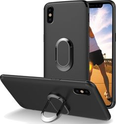 Orzly Slim Stand Μαύρο (iPhone X)
