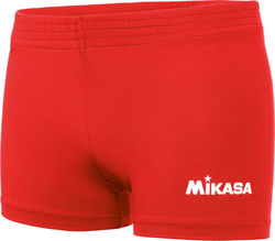 Mikasa Volley Short Jump MT162 Red