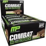 Musclepharm Combat Crunch Bars 12 x 63gr Chocolate Peanut Butter