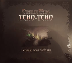 Petersen Games Cthulhu Wars Tcho-Tcho Expansion