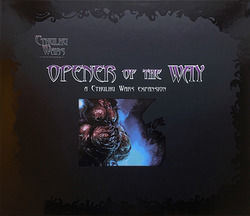 Petersen Games Cthulhu Wars Opener of the Way Faction Expansion