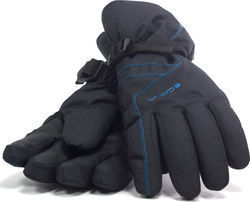 Cairn Gloves Black-Blue
