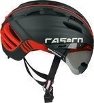 Casco Speedster-Tc Plus 1546 Black/Red