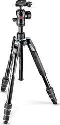 Manfrotto Befree Advanced Aluminum Travel Tripod Twist MKBFRTA4BK-BH Τρίποδο - Φωτογραφικό