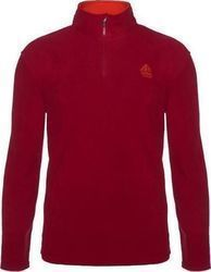 ΜΠΛΟΥΖΑ FLEECE BERG Red