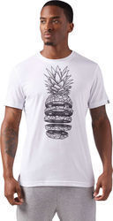Reebok Pineapple Weights T-shirt CF3858