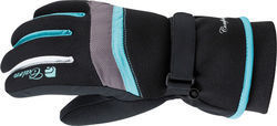 Cairn Comfort Feel Black-Aqua