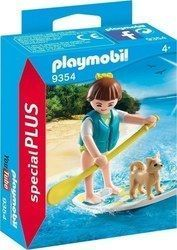Playmobil Special Plus: Stand up Paddling