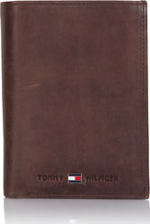 Tommy Hilfiger Portrait Trifold Brown