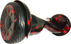 Rooder Black-Red 10''