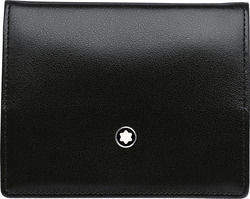 Mont Blanc Meisterstuck Coin Case Small Black