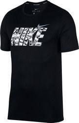 c7d41ba04e76 Προσθήκη στα αγαπημένα menu Nike Breathe Camo Running Top 891788-010