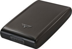 Tru Virtu Card Case Fan Black Magic
