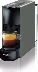 Krups Nespresso Essenza Mini Καφετιέρα 1310W Grey