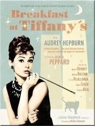 Nostalgic Art Breakfast At Tiffanys Blue