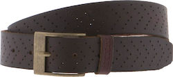 PEPE JEANS M E2 CANARY BELT ACCESSOIRE - PM020603-879 BROWN