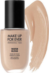 Make Up For Ever Water Blend Fond De Teint R250 Beige Peau 50ml