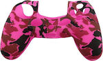 OEM Silicone Case Skin Army Pink PS4
