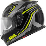 Givi H50.5 Tridion Raptor Black / Neon Yellow