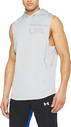 Under Armour MK1 Terry Sleeveless Hoodie 1306446-100