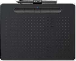Wacom Intuos S with Bluetooth Black