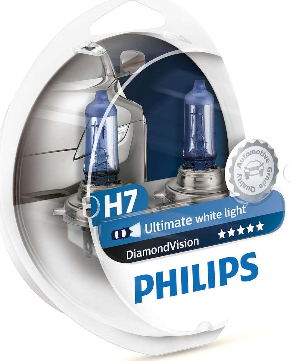 Προσθήκη στα αγαπημένα menu Philips H7 DiamondVision 12V 2τμχ 710a3c97b11