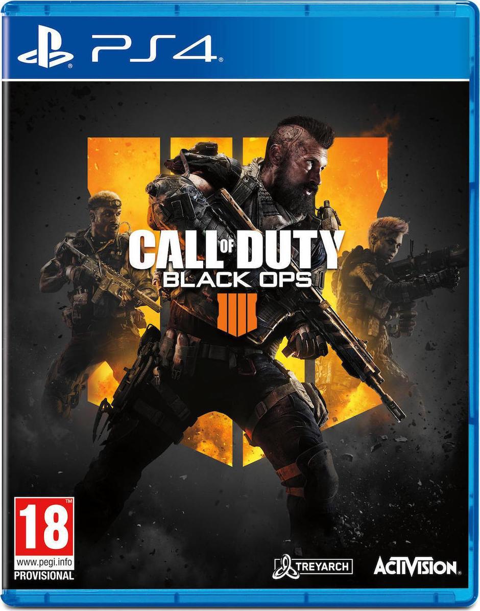 6d415fd3d78 Προσθήκη στα αγαπημένα menu Call Of Duty Black Ops 4 PS4