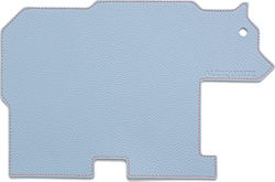 Alexquisite MousePad Bear Light Blue