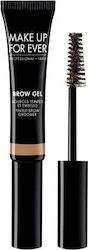 Make Up For Ever Brow Gel Blond Moyen 15
