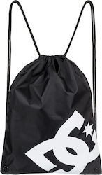 DC Cinched Gym Bag EDYBA03028-KVJ0 Black