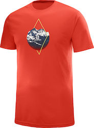 Salomon X Alp Graphic SS Tee 400555