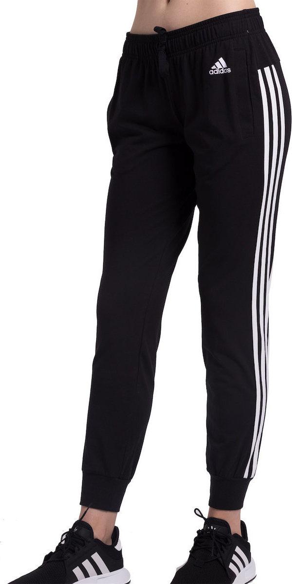 Προσθήκη στα αγαπημένα menu Adidas Essentials 3 Stripes Single Jersey  Cuffed Pants S97115 264418cbf23