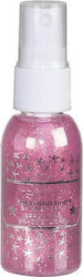Technic Face & Body Shimmer Spray Pink 30ml