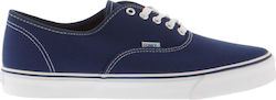 FUNKY BUDDHA M FBM020-08118 MEN SNEAKERS - FBM020-08118-DENIM BLUE