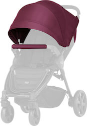 Britax Romer Σετ Υφάσματα B-Agile 4 Plus & B-Motion Wine Red