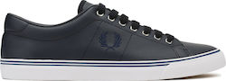 Underspin Leather Sneakers BLUE (B9092.248)