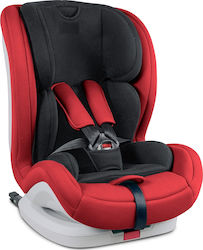 Miko Tether Isofix YB709A Red/Black