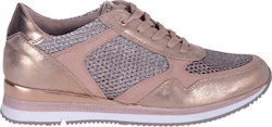 MARCO TOZZI SNEAKERS 23701-30-ROSE GOLD
