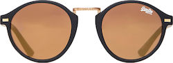 Superdry Copperfill G97005AQ Rubb Black / Solid Brown