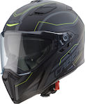 Caberg Jackal Supra G1 Matt Black/Anthracite/Yellow Fluo
